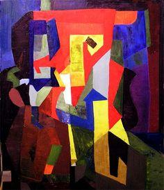 Self Portrait Picasso Style.jpg (452×525)