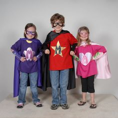 Superhero Costume to make