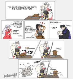 IY Thanksgiving on Crack by ~righteousred on deviantART