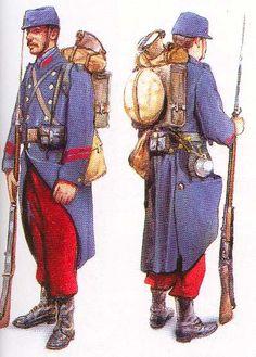 Tenue armée française 1914