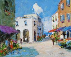 Eridh Paulsen Original Street Market