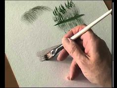 Terry Harrison's Pro Arte Masterstroke Brushes - The Round Comb/ Rake