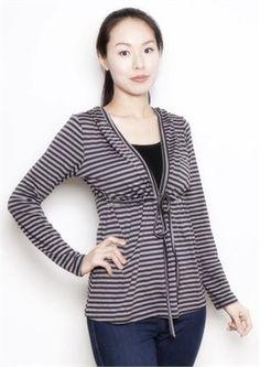 31663418d1a Bamboo Drawstring Maternity and Nursing Hoodie $82.00. Kimmi Vander weel · Breastfeeding  wear