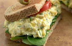 LeAnn's Egg Salad  8 Eggs 1/2 Cup Mayonnaise 1 Teaspoon Mustard 1\4 Cup LeAnn's Gourmet Zucchini Relish Salt and Pepper to taste   Boil Eggs and peel, Chop Eggs, Place the chopped eggs in a bowl, and stir in the mayonnaise, mustard and LeAnn's Gourmet Zucchini Relish, Season with salt, pepper and paprika. Stir and serve .
