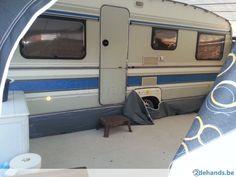 Caravan wilk safari 490 ci - Te koop