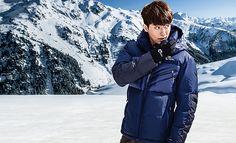 NEPA F/W 2015 Ads Feat. Jeon Ji Hyun & Nam Joo Hyuk | Couch Kimchi