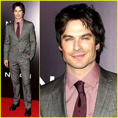 #Ian Somerhalder is Always the Sexiest Man on the Red Carpet! --- More News at : http://RepinCeleb.com  #celebnews #repinceleb #Gossip, #IanSomerhalder, #Music