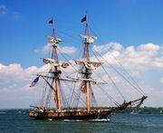 Take a tour of the Flagship Niagara at the Maritime Museum.