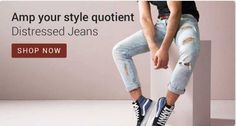 Buy Men's Jeans Online. Browse the wide range of slim, skinny , regular jeans for men from top brands like wrangler, lee, mufti, numero uno and more. Free Shipping! - Find widest range of apparels at Best prices @  http://fkrt.it/QPp~q!NNNN  http://fkrt.it/QPp~q!NNNN  http://fkrt.it/QPp~q!NNNN #StupidPrices
