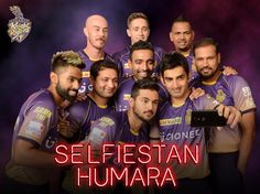 The Kolkata Knight Riders team up for their entry into Selfiestan Humara with the Gionee A1. Its 16 MP front camera with Selfie Flash and 5P lens gives you the power to click fantastic selfies with your buddies, be it day or night. With a 2 GHz Octa-Core processor & 4GB RAM, you can be sure of a seamless smartphone experience as well!