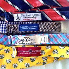 Bowties Made In The USA. @KielJP @CordialChurchmn @HighCottonTies @Southern_Proper