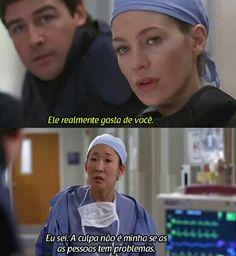 Love you Christina Yang ! Cristina Yang, Heart Anatomy, Grey Quotes, Looking For Alaska, Greys Anatomy Memes, Himym, Top Memes, Best Series, Fantasy Books