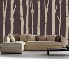 Ashbee Design: Birch Bark as a theme