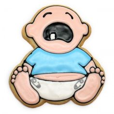 New Exclusive Cookie Cutters! Baby Cookie Cutter $1.99