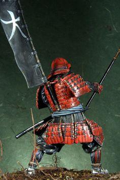 Samurai Azuchi-Momoyama period, 1568-1600