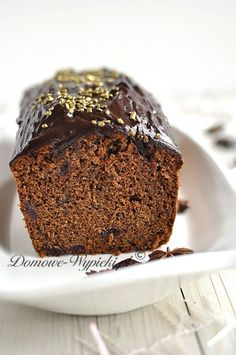 Wilgotne ciasto piernikowe Sweet Pastries, Kakao, Cupcake Cookies, Christmas And New Year, Sweet Recipes, Muffin, Food And Drink, Sweets, Baking