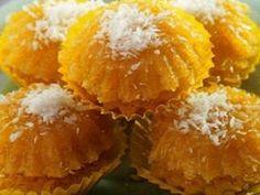 Receita de Mimos de Coco | Doces Regionais