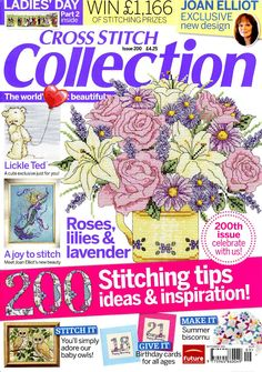 Cross Stitch Collection 200