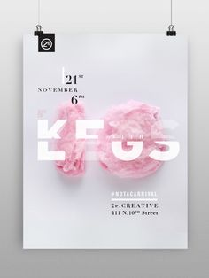 Kegs With Legs #10 on Behance