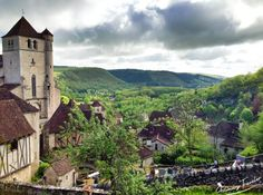 Saint-Cirq-Lapopie: The Most Beautiful Village in France?