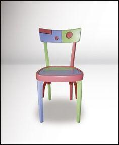 Sedia Milano Dots - EM - Angolo Design