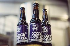 In Russia, chocolate bunny eats you. Cocoa Psycho is the ultimate chocolatey Easter brew!