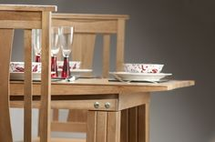 Combine and save with our solid wood dining table and chairs, available in extendable options and a variety of sizes. Oak Dining Sets, Solid Oak Dining Table, Dining Table Chairs, Dining Room Furniture, Oak Bedroom, Furniture For You, Tokyo, House, Home Decor