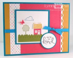 Good Neighbors by justbehappy - Cards and Paper Crafts at Splitcoaststampers