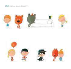 Actes Sud Junior olivier tallec Quiquoiqui ?