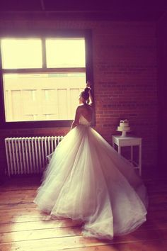 Stunning! #weddingdress #weddings