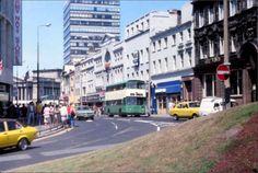Liverpool, 1980s Lime Street.
