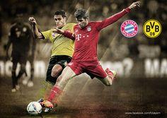 FC Bayern München – Borussia Dortmund @ Allianz Arena