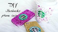 DIy Starbucks Phone case