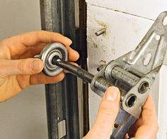 Residential Garage Door Repair Tulsa OK by Tulsa Garage Door Experts. Spring, opener, cables, rollers and remotes repair in Tulsa. Garage Door Track, Garage Door Rollers, Garage Door Hinges, Garage Door Parts, Garage Door Company, Garage Door Springs, Garage Door Makeover, Garage Door Insulation, Garage Door Repair