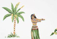 Hula Wallpaper