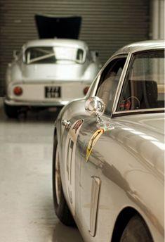 1960フェラーリ250GT SWBコンペ