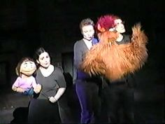 Avenue Q: What is the Internet really for?