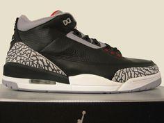 Nike Air Jordan 3s. 2nd greatest sneaker ever!