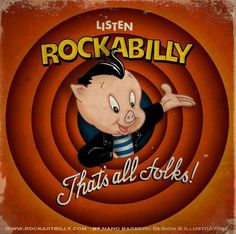 #PORKY #ROCKABILLY