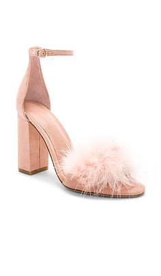 db2d13e19c5 Shop for Joie Adhra Feather Heel in Ballet at REVOLVE. Free 2-3 day