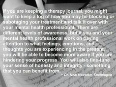 Journaling