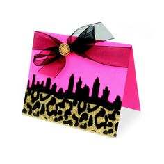 Big City Card by Debi Adams - Scrapbook.com
