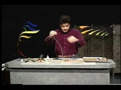 very good mobile lesson.  cardboard, paperclips, thumbtacks, exec to knife/scissors, paint