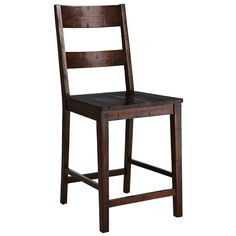 Tyler Counterstool - Tobacco Brown