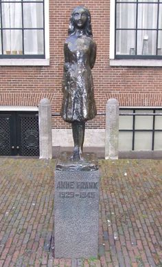 Amsterdam, Netherlands - Anne Frank House
