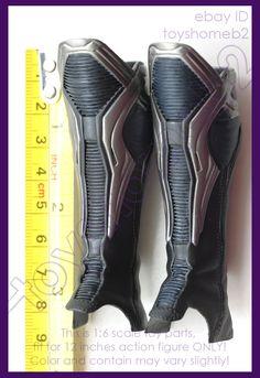 Thor leg armor bracers