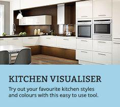 View Kitchen Styles