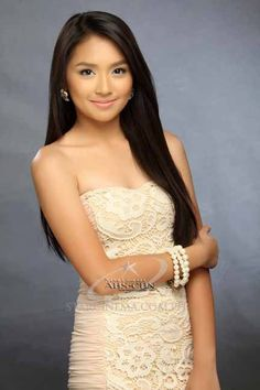 Teen Filipina Actress Kathryn Bernardo