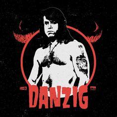Glenn Danzig : Misfits, Samhain, Danzig