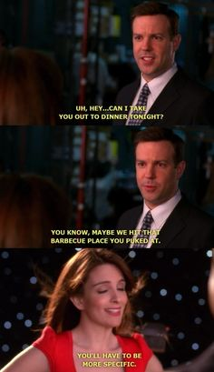 You'll need to be more specific. Liz lemon, manslayer